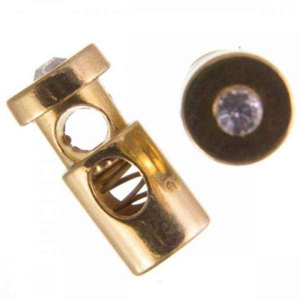 Kordelstopper KOST-11g crystal