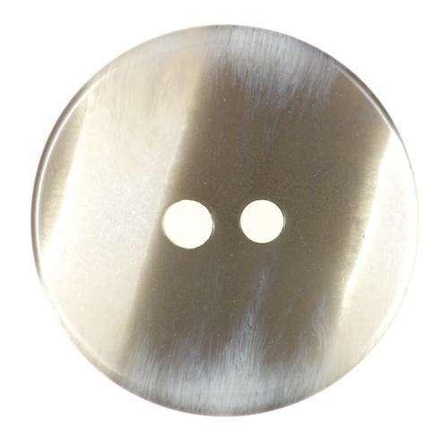 Grau weiß gestreifter Knöpfe KG-14