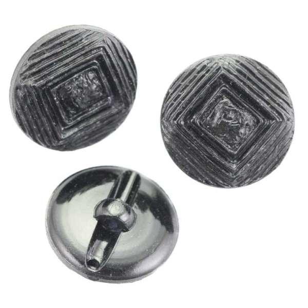 Ösenknöpfe mit Muster KS-33