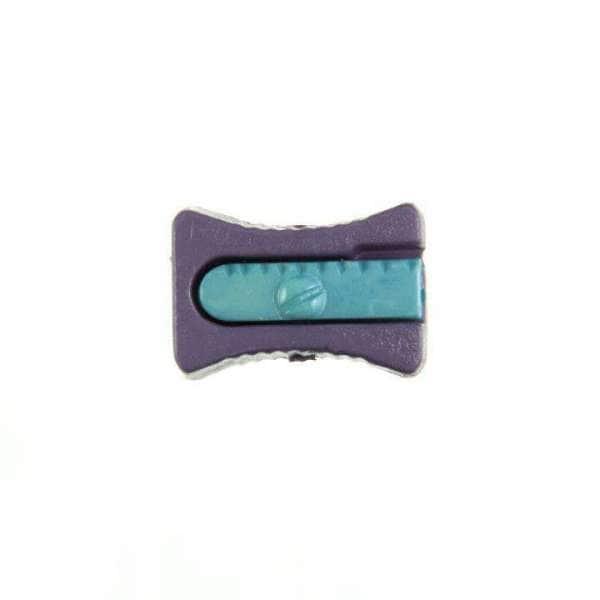 Kinderknöpfe kaufen Bleistiftspitzer-KK-152-lila-5