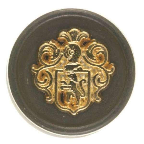 oesenKnöpfe mit Wappen MKas