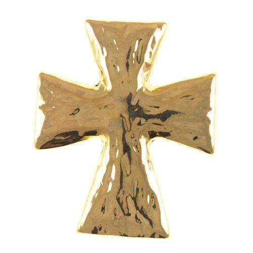 Trachtenniete Kreuz