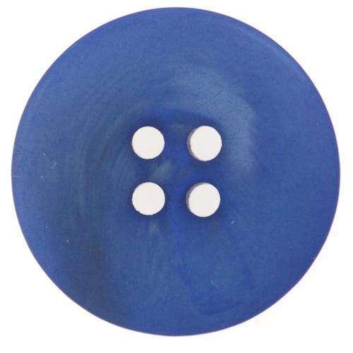 Knöpfe mit feiner Melierung blau KBL-47