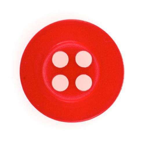Hemdknöpfe rot Hemd 1 rot