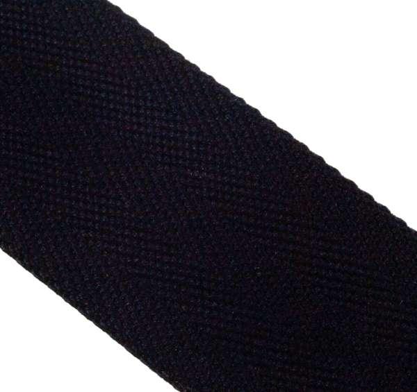 Taschen und Gürtel Gurtband schwarz