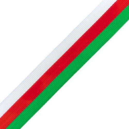 Ripsband tricolor B-1