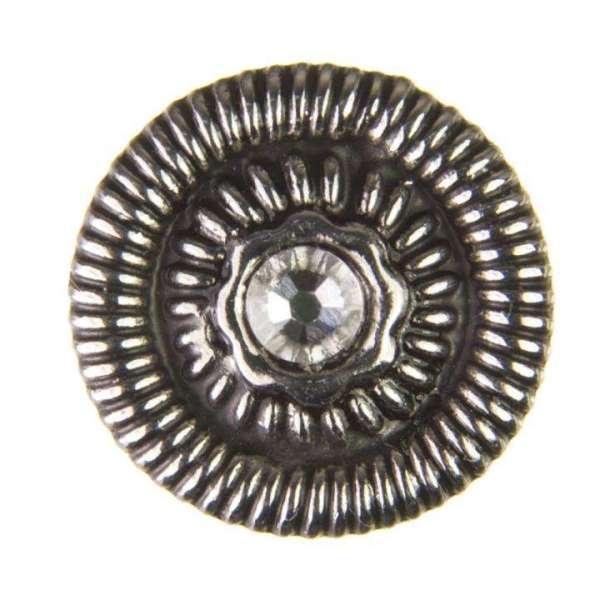 Strassknöpfe crystal ST-19as