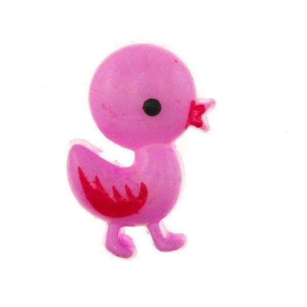 Kinderknöpfe kaufen Ente KK-3 lila