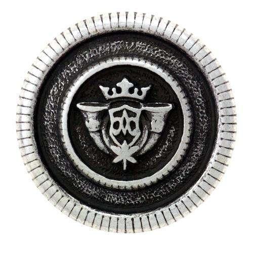 Ösen Knöpfe mit Wappen MK-123as