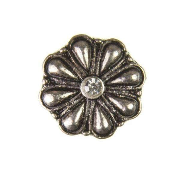 Druckknöpfe Chunk Easy Button Blume