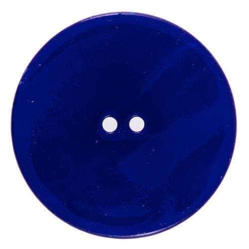 Knöpfe aus Rivershell d.blau PL-109
