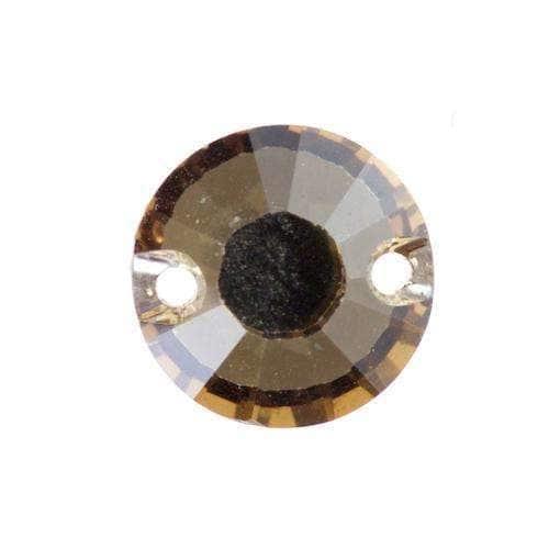 Straßsteine Swarovski® SS-3204 goldden Shado zum annähen