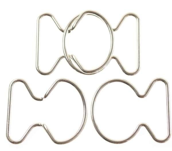 Einhängeschliesse für elastischen Taillengürtel mps-10s