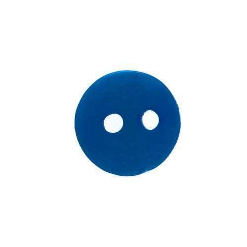 Puppen Knöpfe KP-009 dunkelblau