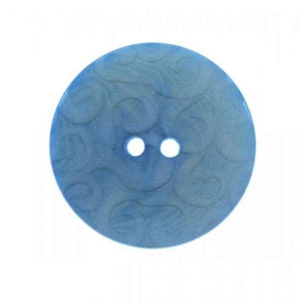 Knöpfe gelasert KN-8 blau